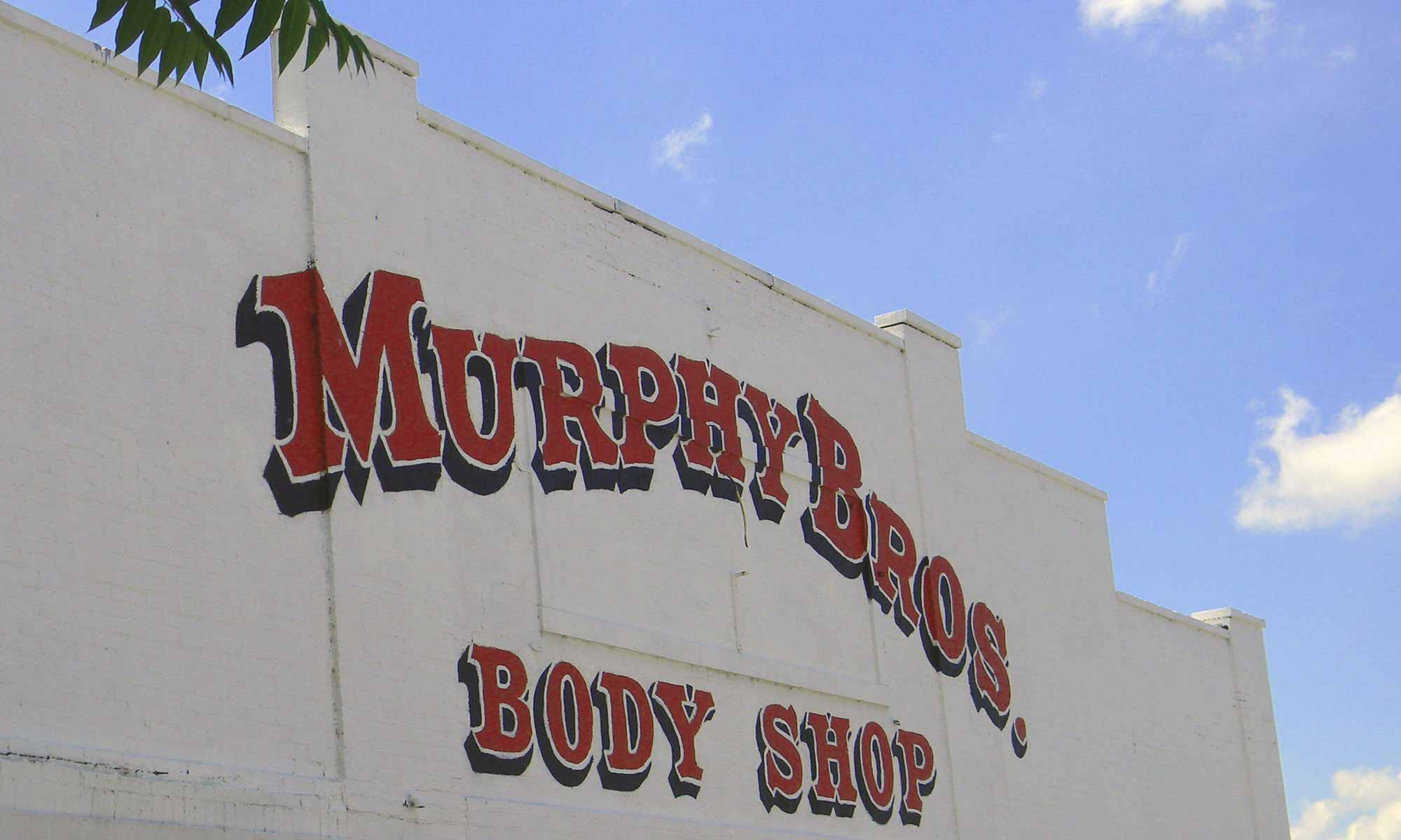 The Old Shop at Murphy Bros. Auto Body